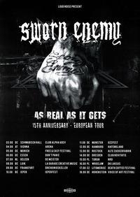 Sworn Enemy (us) + guests I Arena Wien@Arena Wien
