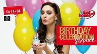 Birthday Celebration - Sixpack!@Lusthouse