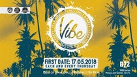 Vibe – It´s Not Only A Party – It´s A Vibe!@B72