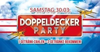 Doppeldecker Party@Kino-Stadl