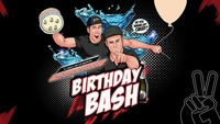BIRTHDAY BASH | Geburtstagskinder April@G2 Club Diskothek