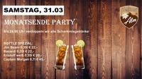 Monatsende Party@Manglburg Alm