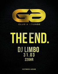 G6 Closing - The END with DJ Limbo@Club G6