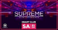 SUPREME » HEART CLUB@Heart Club