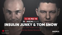 Insulin Junky & Tom Snow@Remembar - Marcelli