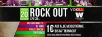 Rock Out #19 Special w/ MC Chris Breetzi & DJ Yeno@Warehouse