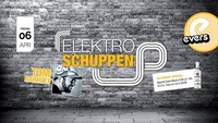 Elektroschuppen mit Tom Barkley@Evers