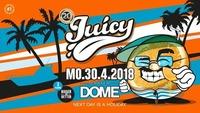 Juicy Bigger & Better I MO 30.4.2018 I Praterdome@Praterdome