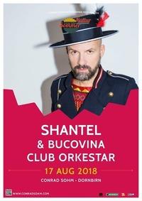 Shantel & Bucovina Club Orkestar • 7. Kultursommer-Festival@Conrad Sohm
