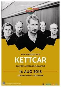 Kettcar • 16. August 2018 • 7. Kultursommer-Festival@Conrad Sohm