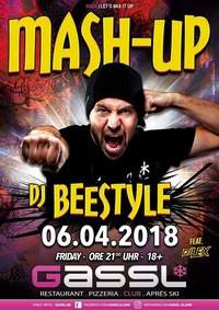 MASH UP- DJ Beestyle@Gassl