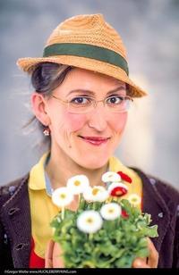Martina Schwarzmann - genau Richtig (in der Stadthalle!)@Stadtsaal Wien