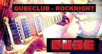 QUBE Rock Night@Qube Music Lounge
