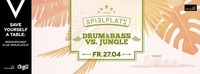 Drum&Bass vs. Jungle w// MikkiM (Praque/CZ)@Club Spielplatz