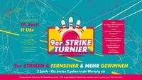 9er Strike Turnier - Gewinn Fernseher@Kugeltanz