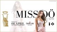 Miss Oberösterreich Finale 2018@Casino Linz