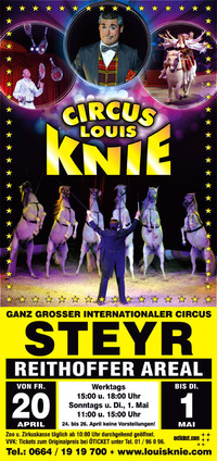 Louis Knie in Steyr@Reithoffer Areal