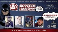 Austria Comic Con 2018@Messegelände Wels