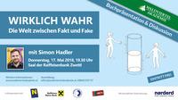 Wirklich wahr! Die Welt zwischen Fakten und Fake@Raiffeisenbank Zwettl