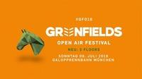 Greenfields Open Air Festival 2018@Galopprennbahn