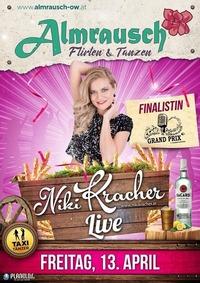 Niki Kracher live@Almrausch
