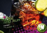 Coke & Rum