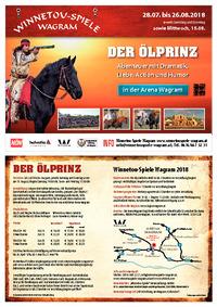 Winnetou-Spiele Wagram - Der Ölprinz@Arena Wagram