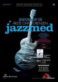 JAZZMED - Benefizkonzert für Ärzte ohne Grenzen