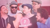 Sinn & Seife - Die Poetry Soap. Wiens Slamlesebühne im Mai.@Cafe7Stern