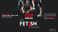 Gay Friday -HOSI meets FETISH@HOSI Tirol