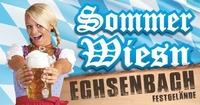 Sommer-Wiesn 2018@Echsenbach, Festgelände beim Sportplatz
