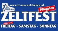 Pfingstzeltfest Münzkirchen@Sportplatz