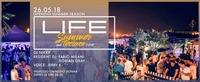 Opening Summer Season // Terrace@Life Club
