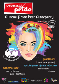 G.SPOT PRIDE FEST AFTERPARTY