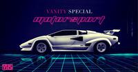 VANITY - MotorSport