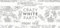 CRAZY WHITE PARTY @ Lido Meran@Lido Meran