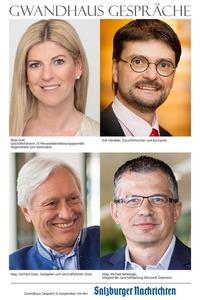 Gwandhaus Gespräche@Gwandhaus für Österreich und Bayern