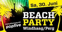 Beach Party 2018 - der Samstag@Ortsmitte
