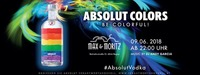 BE COLORFUL: ABSOLUT COLORS PARTY
