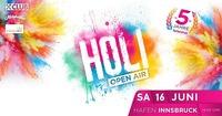 HOLI Festival der Farben@Hafen