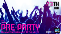 Pre-Party Summernights and Citylights@Club Motion