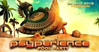 Psyperience - Open Air Poolparty mit Oxidaksi, Will O Wisp & Wicked Crew@Pratersauna