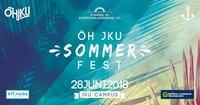 ÖH JKU Sommerfest 2018@JKU - Mensa / LUI