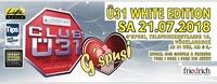 Orig. Ü31 - The WHITE summer-Edition@Gspusi Tanz und Flirt Lokal