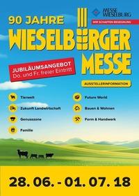 Wieselburger Messe 2018 - mit Volksfest@Messe Wieselburg
