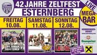 42 Jahre Zeltfest Esternberg@Heinz-Ertl Stadion