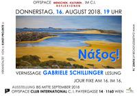 Gabriele Schillinger Naxos!@Cafe Club International C.I.