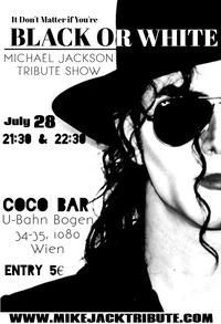 Michael Jackson - Black or White Tribute