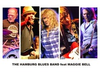The HAMBURG BLUES BAND feat. Maggie Bell & Krissy Matthews@Herzogburg