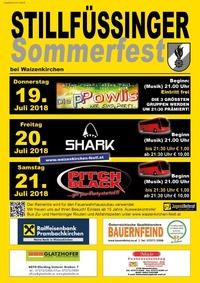 Stillfüssinger Sommerfest@Freiwillige Feuerwehr Stillfüssing